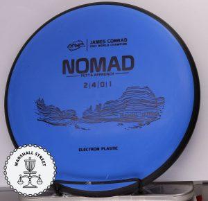 Electron Nomad, James Conrad
