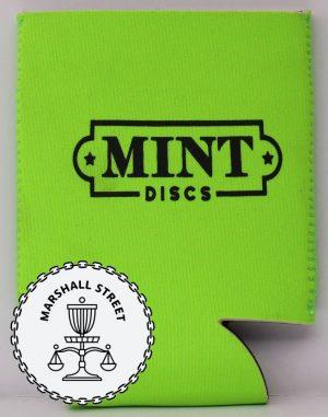 Mint Discs Koozie