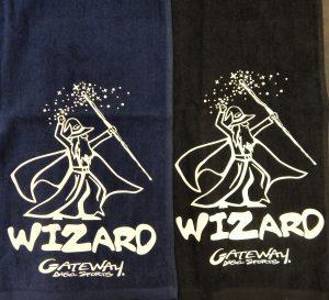 Gateway Wizard Towel