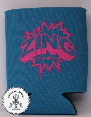 Zing Mini Discs Koozie