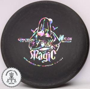 Nylon/Rubber Alloy Magic