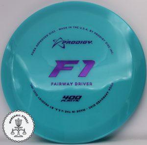 Prodigy F1, 400