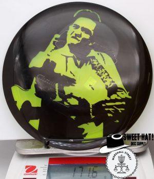 Champion Mamba, Johnny Cash 40