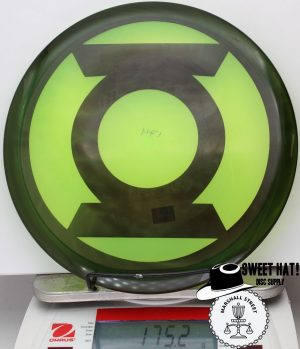 Champion Mako3, Green Lantern