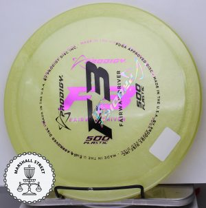 X-Out Prodigy F3, 500 Goober