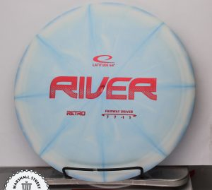 Retro Burst River