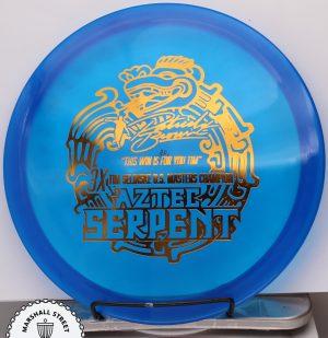 Aztec Serpent, Patrick Brown3X